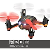 SYSAMA GW008 2.4G 4CH Headless Quadrocopter RTF Nano Drone Mini Quadcopter Skull RC Drones VS Cheerson CX-10 CX-10A