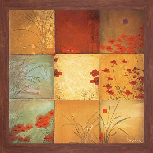 Poppy Nine Patch by Don Li-Leger - 28