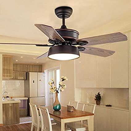 rustic wood ceiling fans tall ceiling rainierlight rustic rural ceiling fan wood blades opal glass lampshade remote control for indoor led
