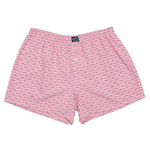- Southern Marsh Wahoo Hanover Boxer in Pink