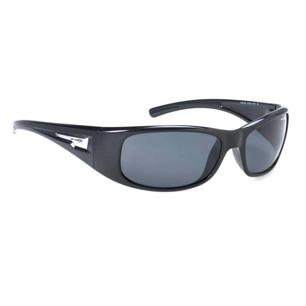 Amazon.com: Polarized Sunglasses For Men Arnette Hold Up ...