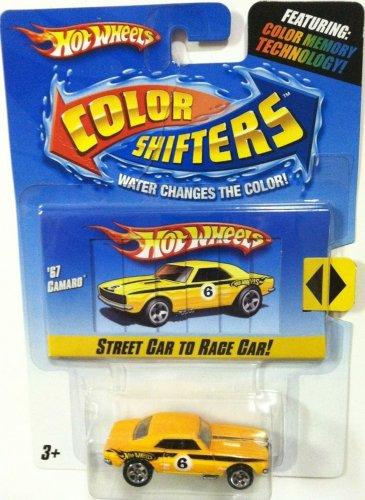 camaro color shifter - 5