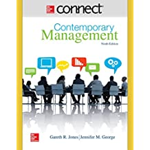 Amazon jennifer m george books connect 1 semester access card for contemporary management fandeluxe Images