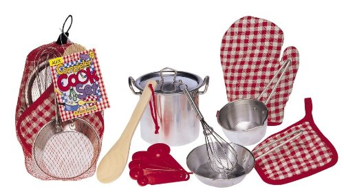 Alex Toys Pretend and Play Completer Cook Set 13R