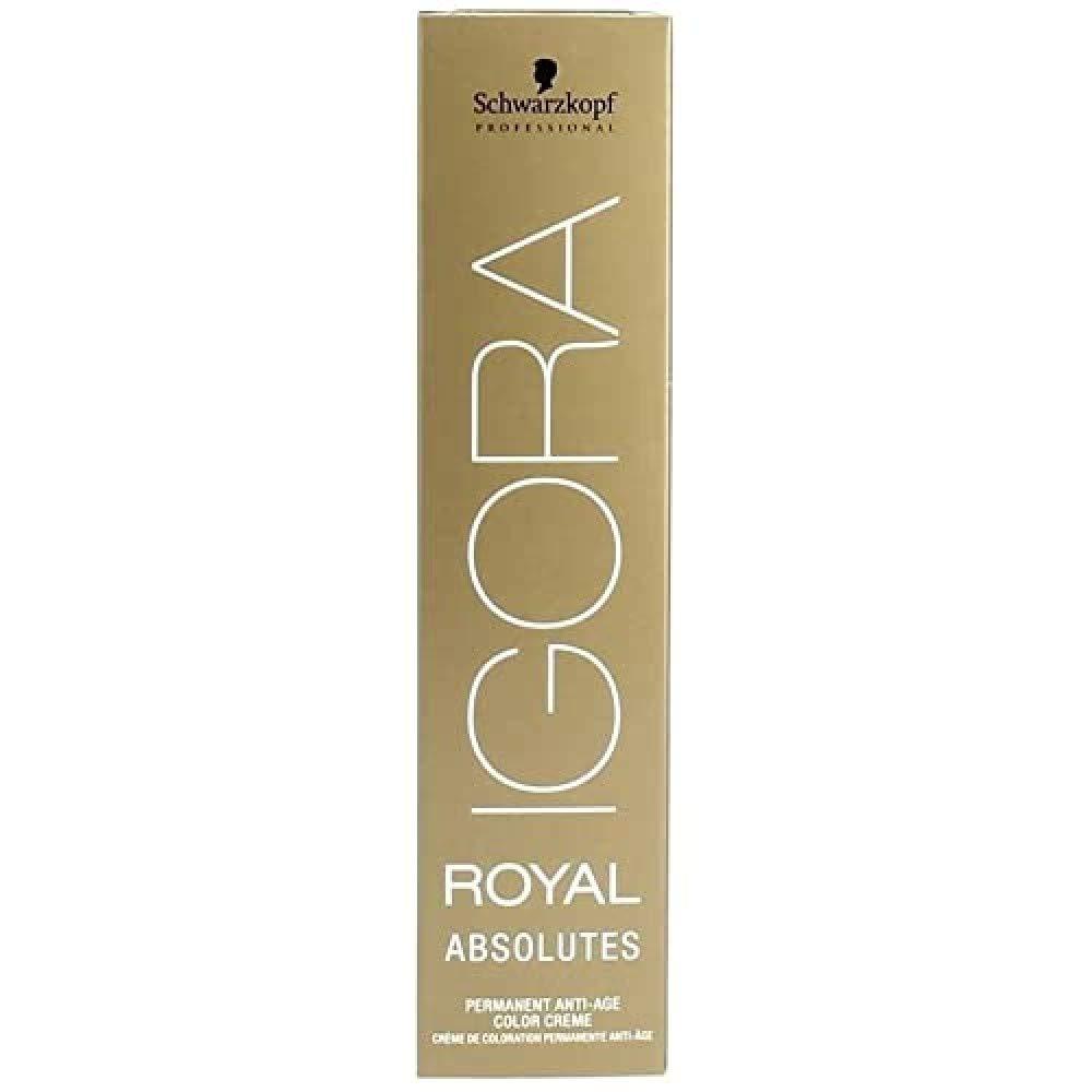 Schwarzkopf Igora Royal Absolutes Tinte Capilar, Tono 7-70, 60 ml
