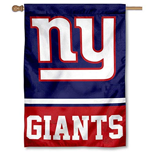 WinCraft NY Giants Two Sided House Flag