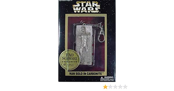 Amazon star wars han solo in carbonite keychain other amazon star wars han solo in carbonite keychain other products everything else colourmoves