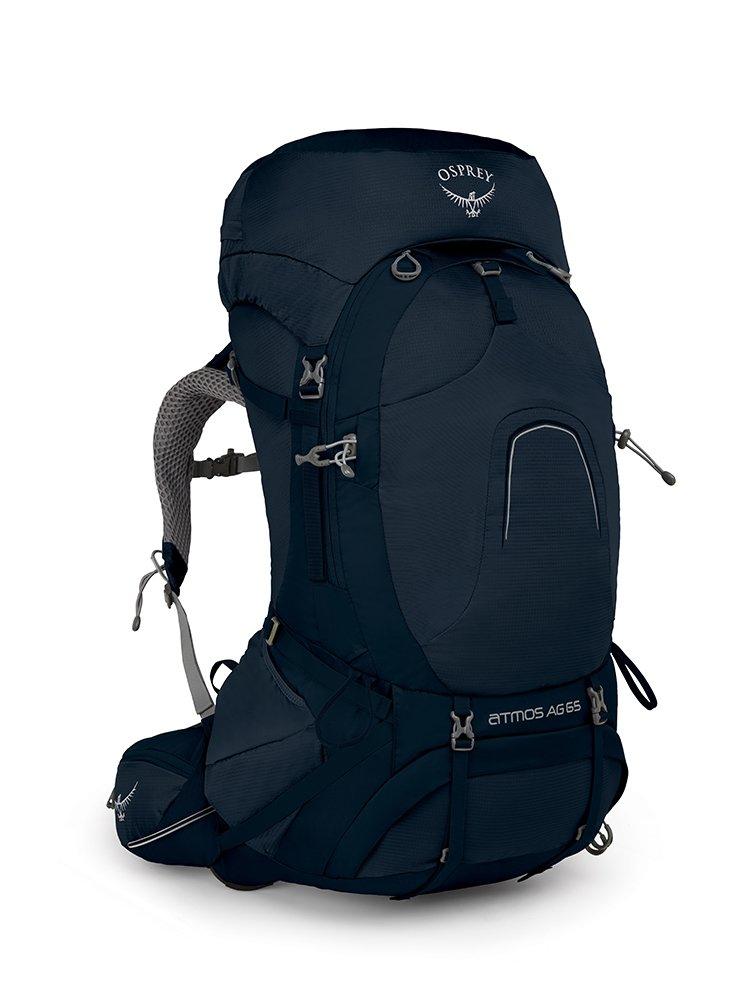 Osprey Packs Osprey Pack Atmos 65 Backpack, Unity Blue, Medium by Osprey