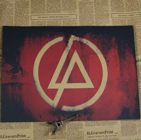CMMO Vintage Retro Linkin Park Rock Band música de la ...