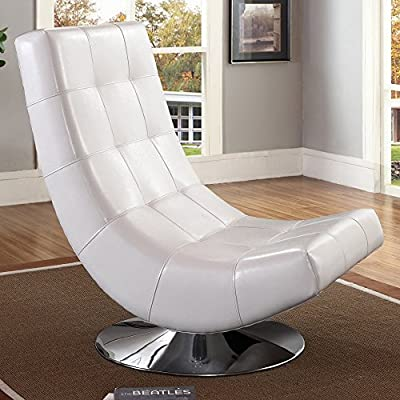 Baxton Studios Baxton Swivel Chair