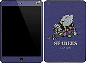 US Navy iPad Mini 3 Skin - Seabees Can Do Vinyl Decal Skin For Your iPad Mini 3 by Skinit