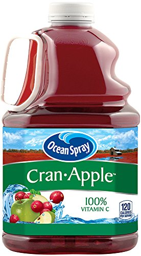 Ocean Spray  Cranberry Apple Juice, 101.4-Ounce (Pack of 6)