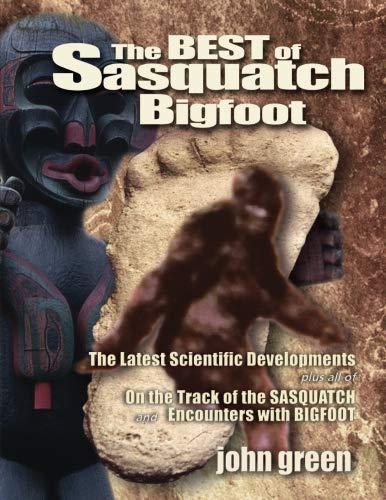 The Best of Sasquatch Bigfoot