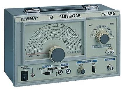 RF Signal Generator, RF, 1 Channel, 20 kHz, FM