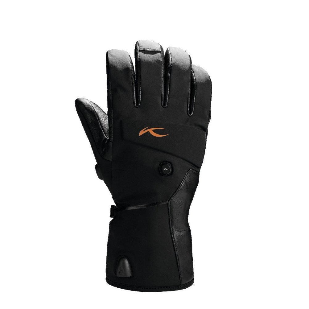 KJUS BT Touch Screen Gloves - XX-Large/Black