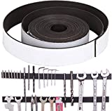 Flexible Magnetic Tape - 1 inch x 10 Feet Magnetic