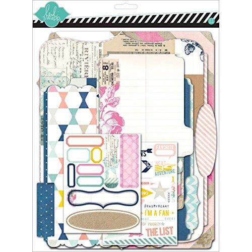 - Heidi Swapp Memory Files Kits
