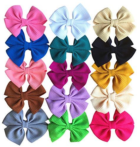 Toptim 40Pcs Barrettes Ribbon Toddlers product image
