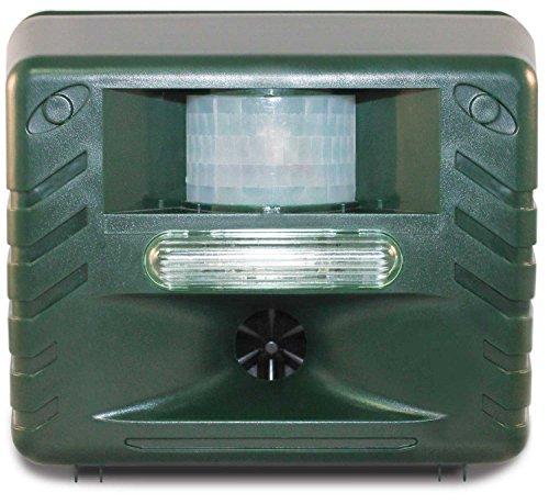Seicosy (TM) Multifuctional Animal Pest Repellent, Repels Birds, Rat, Deer, Raccoon, Skunk, Rodents, Fox, Wolf, Coyote, etc ()
