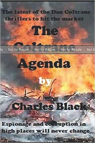 PROOF: The Coltrane Agenda: Mr Charles Edward Black ...