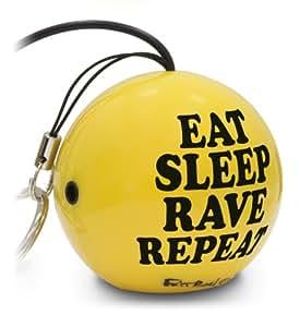 Amazon.com: KitSound Mini Buddy Fatboy Slim Eat Sleep Rave