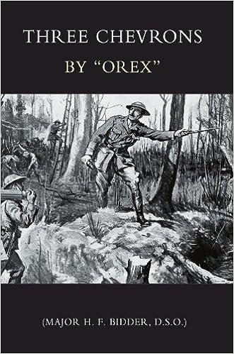 Book Three Chevrons by Maj. H.