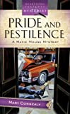 Front cover for the book Pride and Pestilence by Mary Connealy