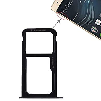 Phone Replacement Parts Piezas de Repuesto para teléfonos móviles, Bandeja de la Tarjeta SIM + Bandeja de la Tarjeta SIM/Tarjeta Micro SD para Huawei ...
