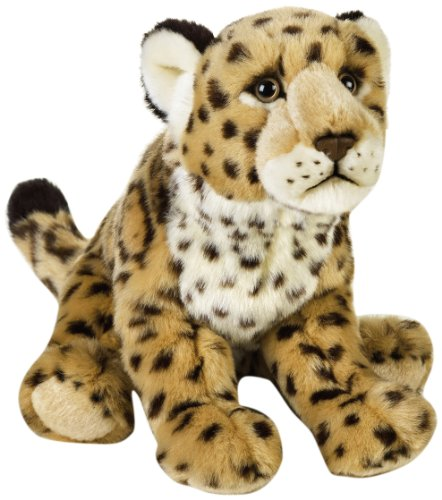National Geographic Jaguar Plush - Medium Size