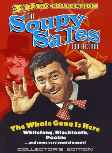 Soupy Sales Collection: The Whole Gang Is - Door Sales Close