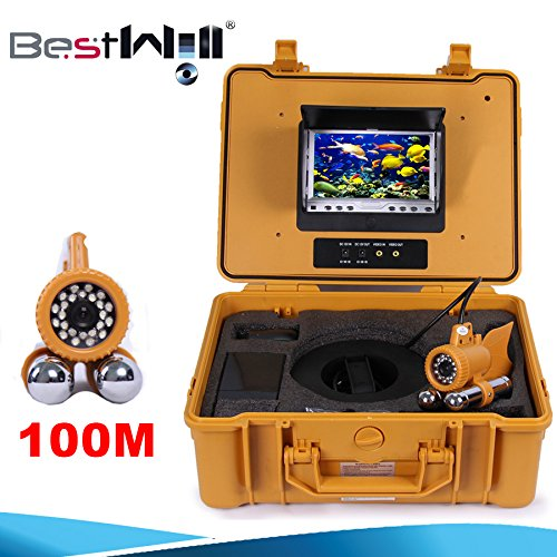 Hd underwater video fishing system CR110-7A 006A 100M by Bestwill