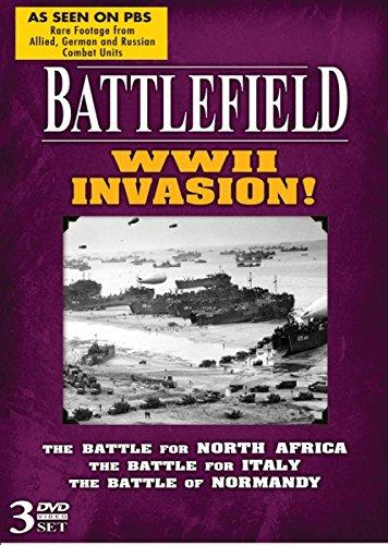 Battlefield Dvd - Battlefield: WWII Invasion