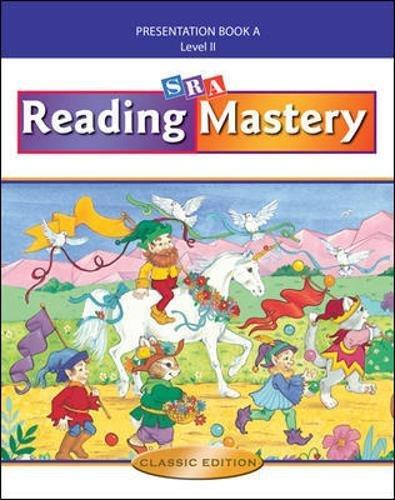 Reading Mastery II 2002: Teacher Presentation Book A