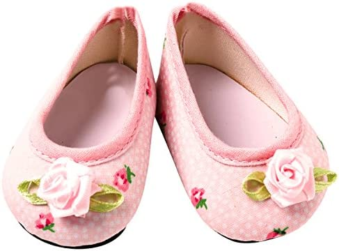 "RASPBERRY PINK Kroc Duc Sandal Clogs Doll Shoes For 18/"" American Girl Debs"