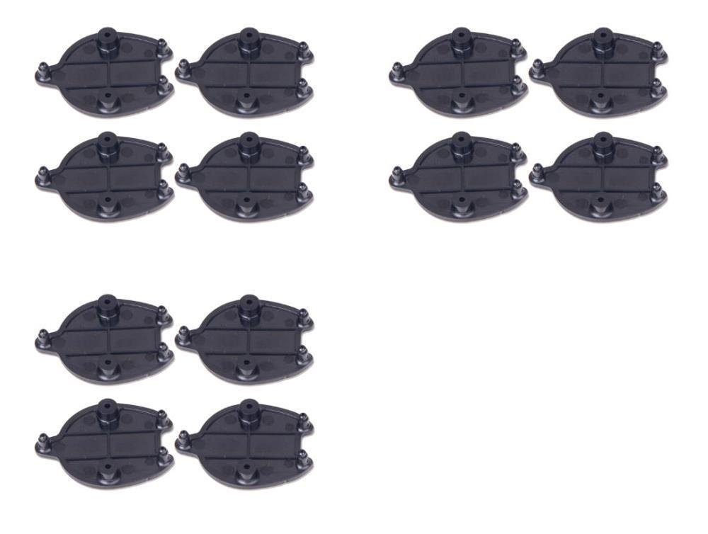 3 x Quantity of Walkera Scout X4 FPV Motor Cover Scout X4-Z-06 Quadcopter Drone Part - FAST FREE SHIPPING FROM Orlando, Florida USA