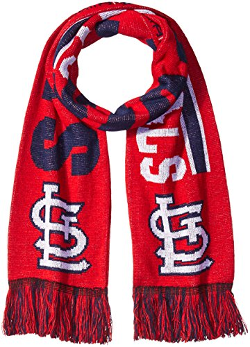 St. Louis Cardinals Reversible Ugly Scarf