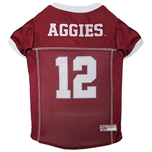NCAA TEXAS A&M AGGIES DOG Jersey, Medium