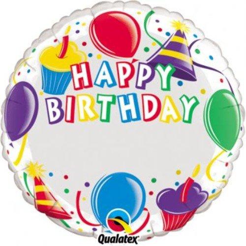 - Foil Helium Grade Balloon 18