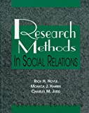 img - for Research Methods in Social Relations book / textbook / text book