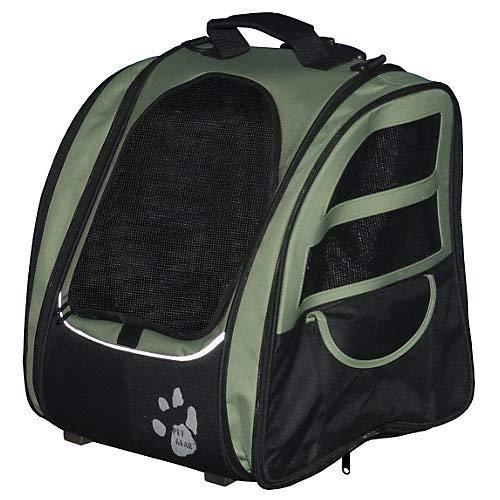 I-GO2 Traveler Pet Carrier Sage by Pet Gear
