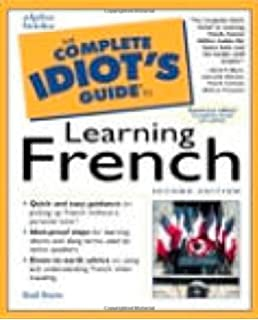 Complete guide french to pdf idiots the learning