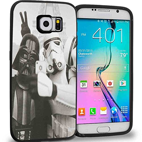 Darth Vader Stormtrooper Selfie for Iphone and Samsung Galaxy Case (samsung galaxy s6 -