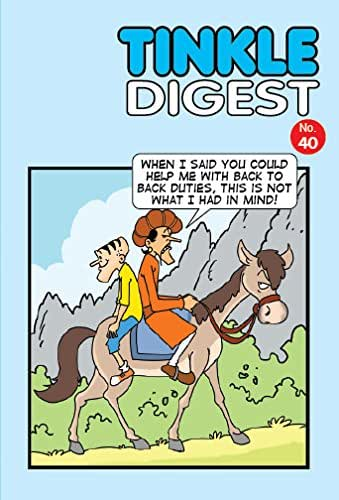 Tinkle Digest  40