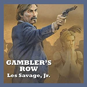 Gambler's Row Audiobook