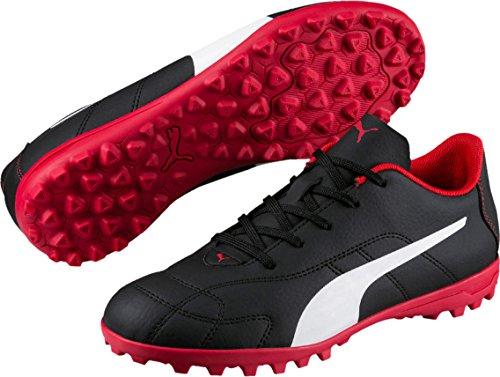 Schwarz Astro Fußballschuhe TT Sportbekleidung Nur Puma Classico Rot Weiß Turf Junior cqAP8I
