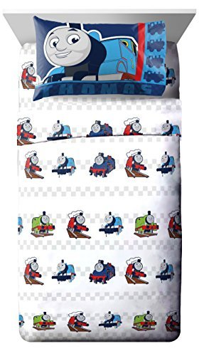 Thomas the Tank Engine Hot Rod 3-Piece Twin Sheet Set