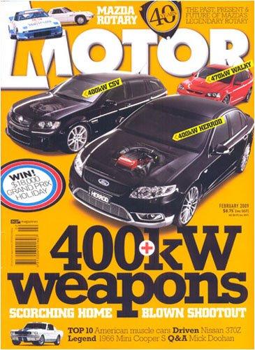 Motor - Australia