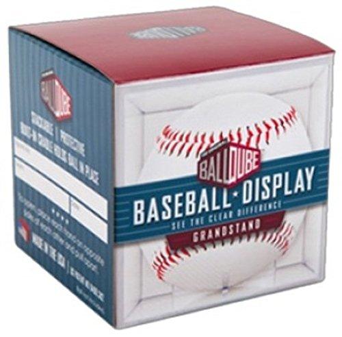 plastic baseball display - 2