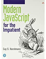 Modern JavaScript for the Impatient