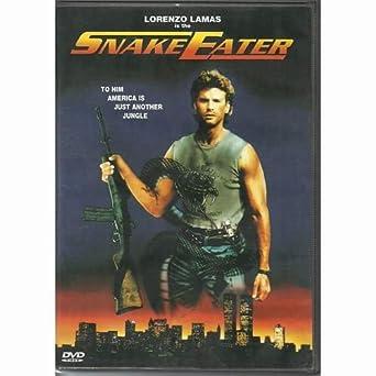 Snake Eater [DVD]: Amazon.es: Lorenzo Lamas, Josie Bell ...